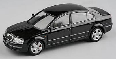 Abrex 4003D Skoda magic Miniatures 1:43