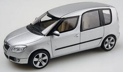 Abrex 4007A Skoda ROOMSTER Miniatures 1:43