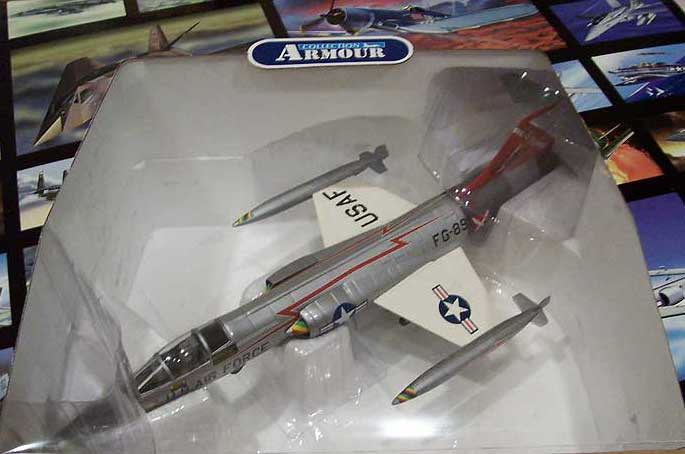 Armour B11B547 F104 STARFIGHTER 98305 Miniatures 1:48