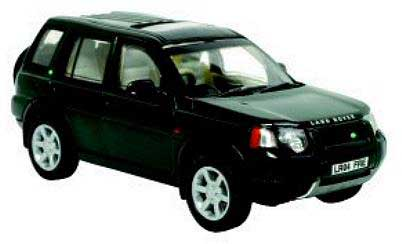 Britains 40601 Land Rover Freelander 5 dr Miniatures 1:32