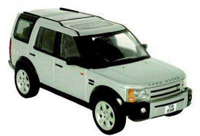 Britains 40790 Land Rover Discovery 5 portes Miniatures 1:32
