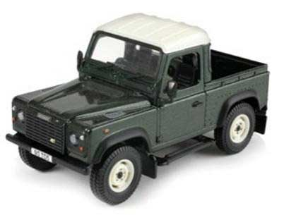 Britains 40920 Land Rover defender Miniatures 1:32