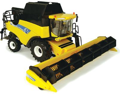 Britains 42115 New Holland CR 980 Miniatures 1:32