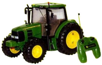 Britains 42518 JOHN DEERE 6430 RC Miniatures 1:16