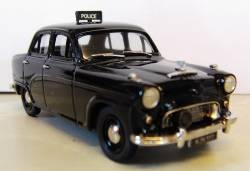 Brooklin IPV23 AUSTIN A90 1956 ESSEX Miniatures 1:43