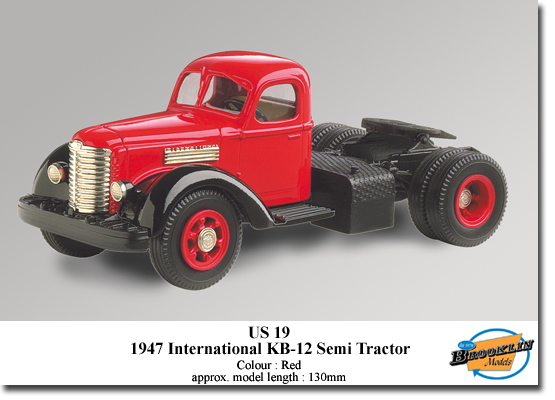 CAMION INTERNATIONAL KB 12 1947