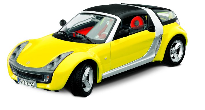 Burago 34917 Smart Die cast 1:18