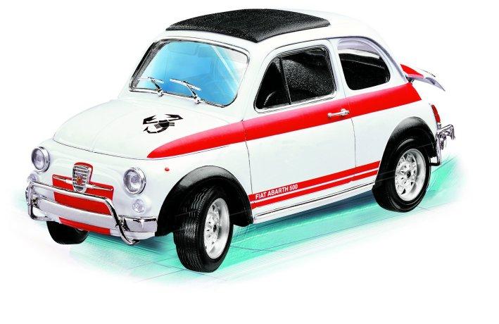 Colori Assortiti Bburago 18-12035 Fiat 500 L 1968 1:18