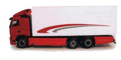 VOLVO CAMION CONTAINER