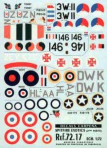 CARPENA  43116 DECALS 1//43 CIRQUES PART 2