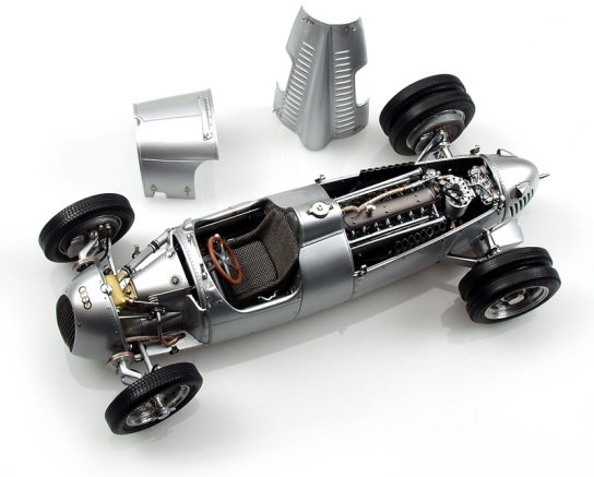 CMC 053 AUTO-UNION TYPE C COURSE de COTE Miniatures 1:18