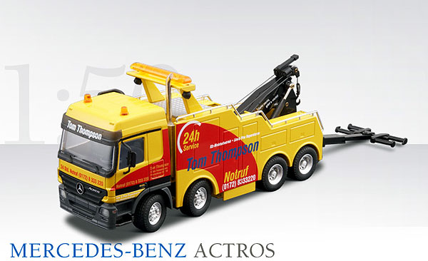 Mercedes benz actros depanneur tom thompson for Garage peugeot la rochelle