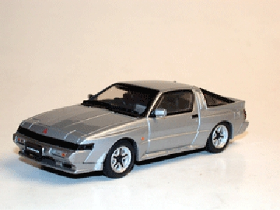 Dism AD74527 MITSUBISHI STARION GSR-VR 1988 Miniatures 1:43