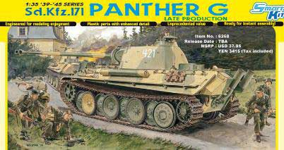SD.KFZ.171 PANTHER G LATE