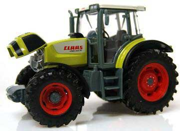 Eagle race 2223 CLAAS ARES 836 4R CAPOT OUVRANT Miniatures 1:32