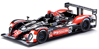 Ebbro 43825 COURAGE LC70 Le Mans 2006 #5 SWISS Die cast 1:43
