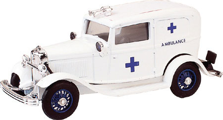 Ford AMBULANCE TUDOR VITREE