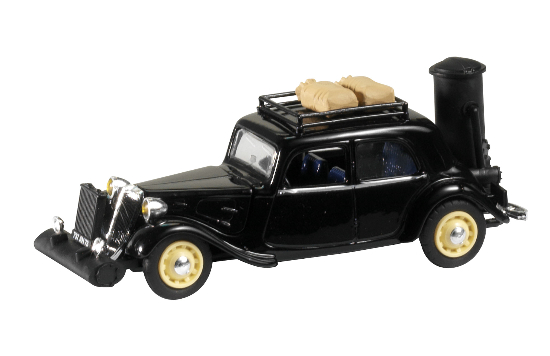 Eligor 100979 CITROEN TRACTION GAZOGENE 1957 1958 Miniatures 1:43