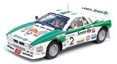 Fly car 88148 Lancia 037 1986 SEVEN UP A991 Miniatures