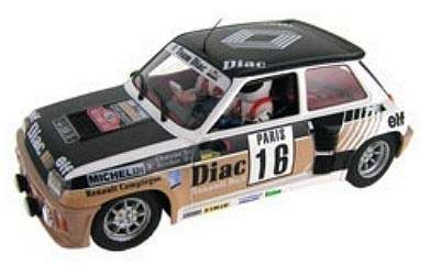 Fly car 88202 RENAULT 5 TURBO Monte Carlo 1984 A1206 Miniatures