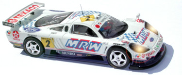 Fly car 99004 SALEEN MRW ESP 2001 LUMI. 267L Miniatures