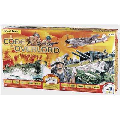 Heller 52604 CODE OVERLORD Maquettes 1:72