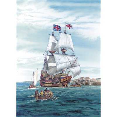 Heller 80828 MAYFLOWER Maquettes 1:150