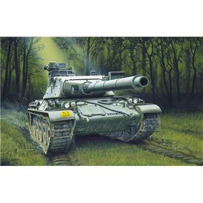 PLASTIC KIT HELLER HEL81151-1//35 AMX13//155
