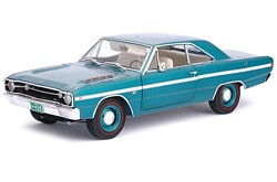 Highway 61 50361 Dodge DART GTS 1968 Miniatures 1:18