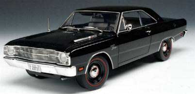 Highway 61 50426 Dodge DART 1968 Die cast 1:18