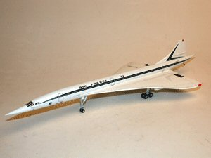 Hogan 8898 Concorde F-WTSB Air France Miniatures 1:200