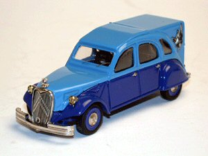 Imagine 001 Citroën 2 CV Miniatures 1:43