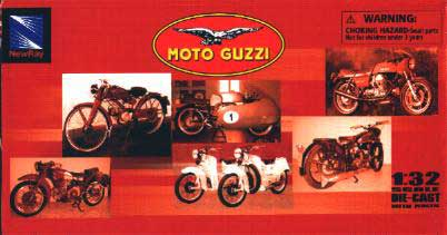 New Ray 06087 MOTO GUZZI Miniatures 1:32