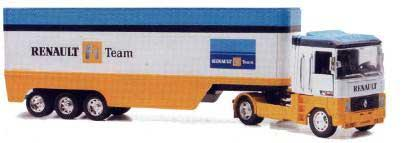 New Ray 11543 TRANSPORT RENAULT F1 Miniatures 1:32