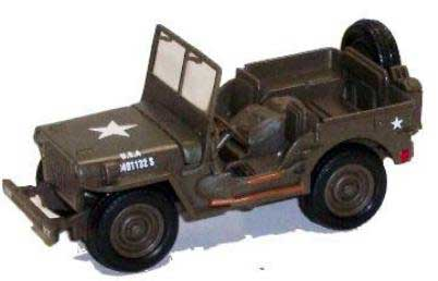 maquettes jeep willys miniatures solido verlinden cararama. Black Bedroom Furniture Sets. Home Design Ideas