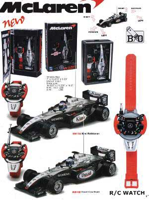 New Ray 89816 MAC LAREN F1 RADIO GUIDEE Miniatures 1:24