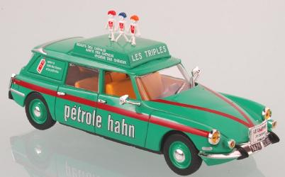 Citroën DS PETROLE HAHN