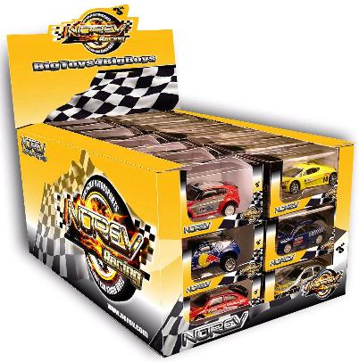 Norev 319110 Coffret RACING x42 3 inches Miniatures