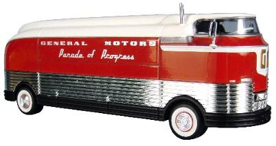Norev 649300 Gm futurliner 534 Die cast 1:64