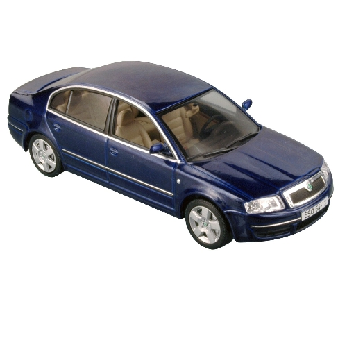 Norev 840612 Skoda superb 2004 Miniatures 1:43