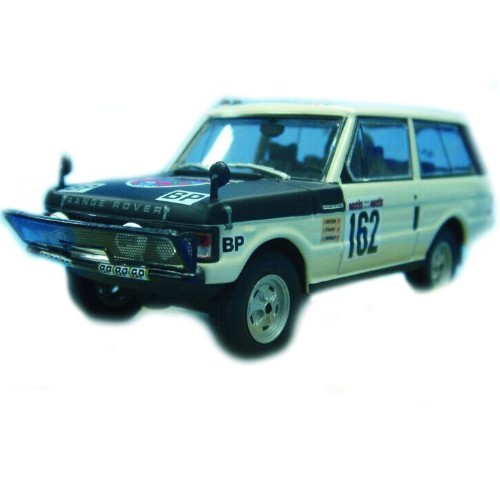 Range Rover BP PARIS DAKAR 1979