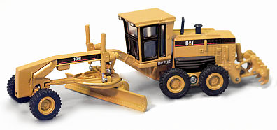 Die cast construction vehicle