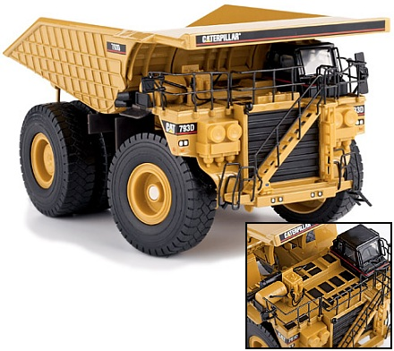 Norscot 55151 Caterpillar 793D collector Die cast 1:50