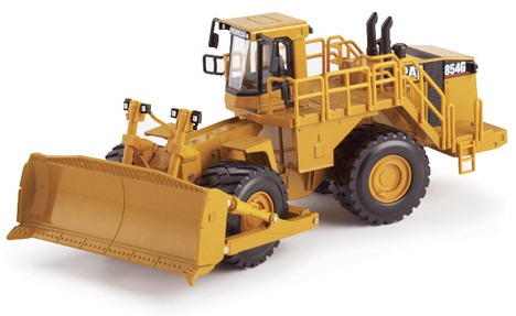 Norscot 55159 Caterpillar 854G Die cast 1:50