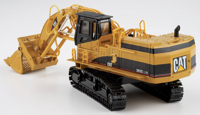Norscot 55160 Caterpillar 365C Die cast 1:50