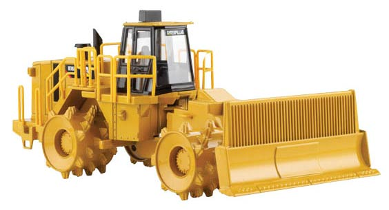 Norscot 55205 Caterpillar 836H Miniatures 1:50