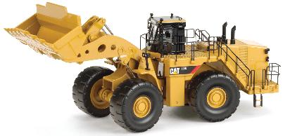 Norscot 55229 Caterpillar 993K WHEEL LOADER Miniatures 1:50