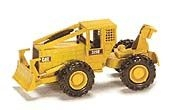NZG 220 Caterpillar 528 Log Skidder Miniatures 1:50