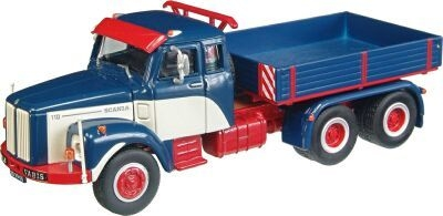 NZG 5821 Scania LT 110 Ballast Tractor Die cast 1:50