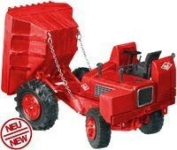 NZG 644 O&K AS600 Dump Truck Die cast 1:50